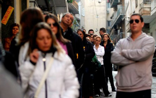 Cyprus' unemployment in December 2017 drops 14,5% yoy