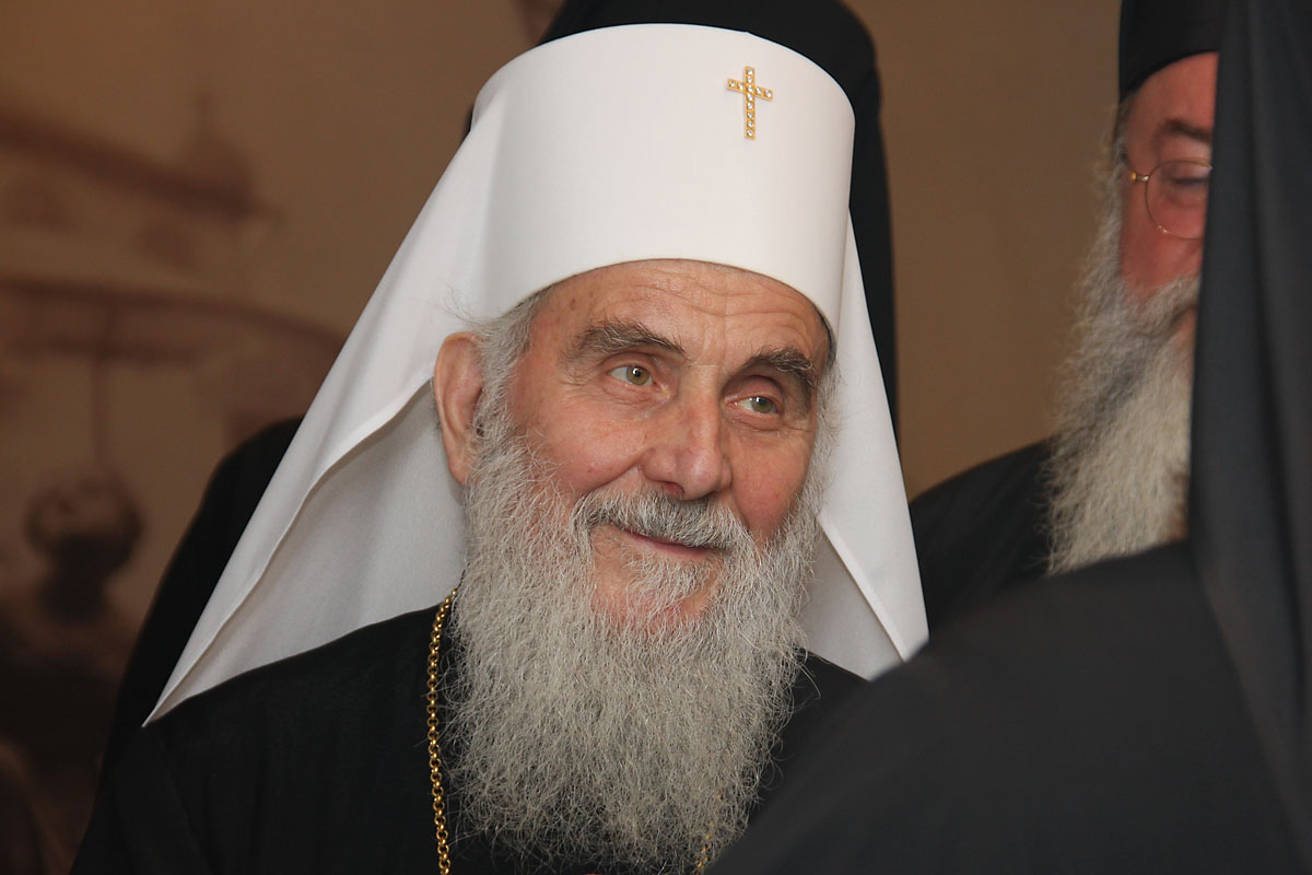 Kosovo could be forcefully returned to Serbia, Patriarch says