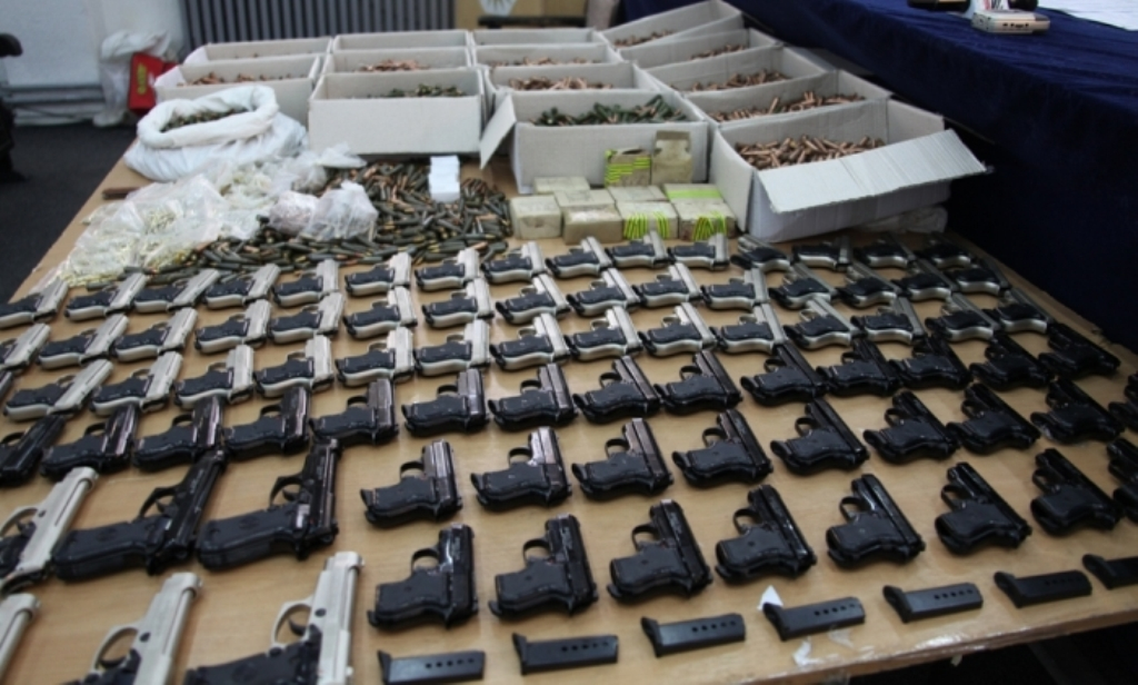 Over 300 thousand guns without permit in Kosovo