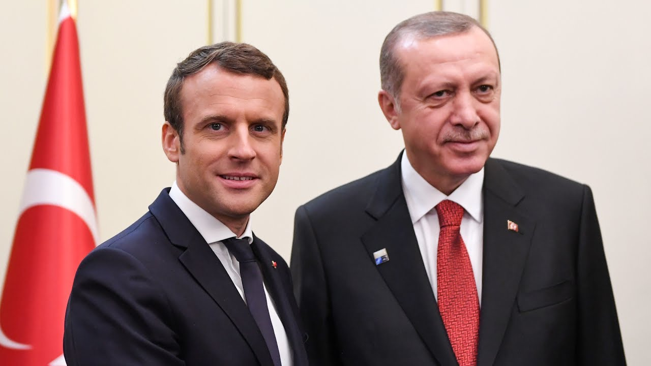 Macron to remind Erdogan of journalists' rights at the Paris meeting