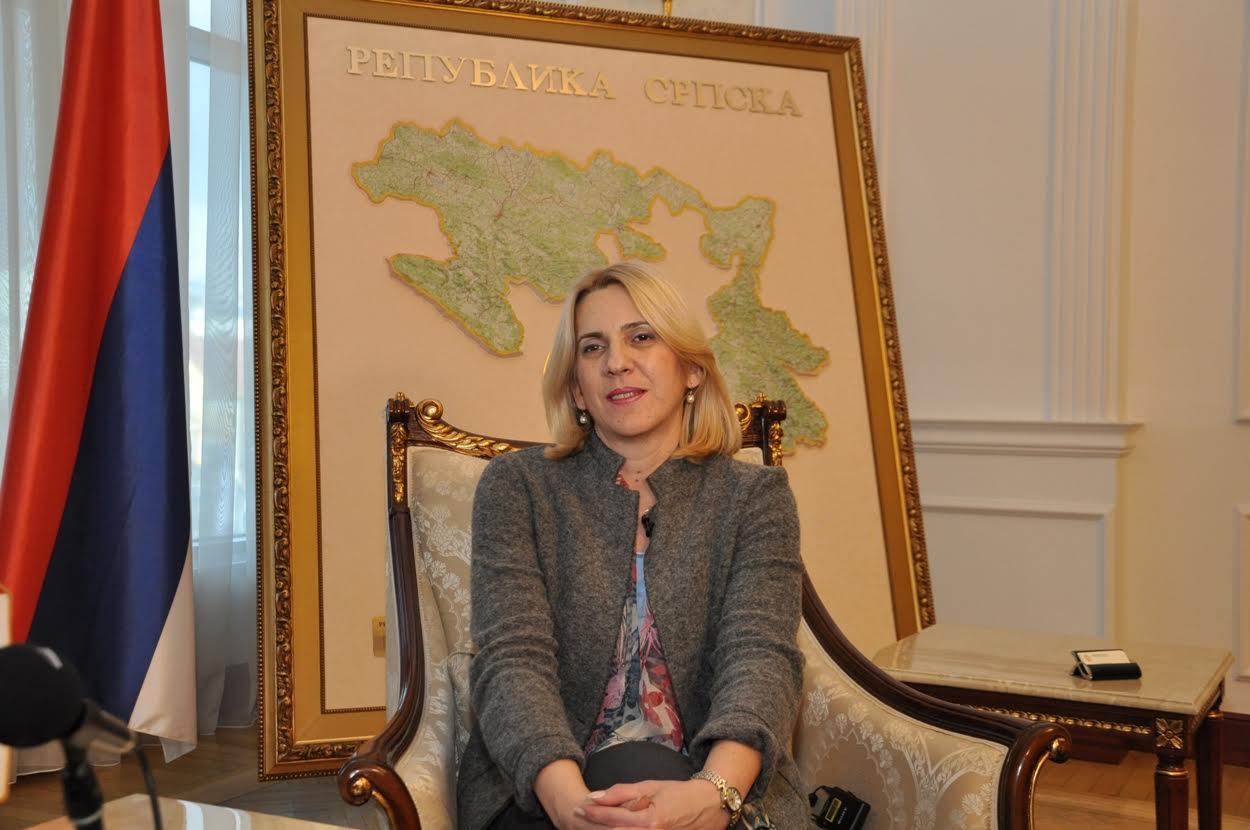 Cvijanović: Republika Srpska financially stable