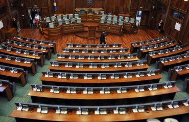 Parliamentary debates take place in Kosovo between majority and opposition on the platform of dialogue