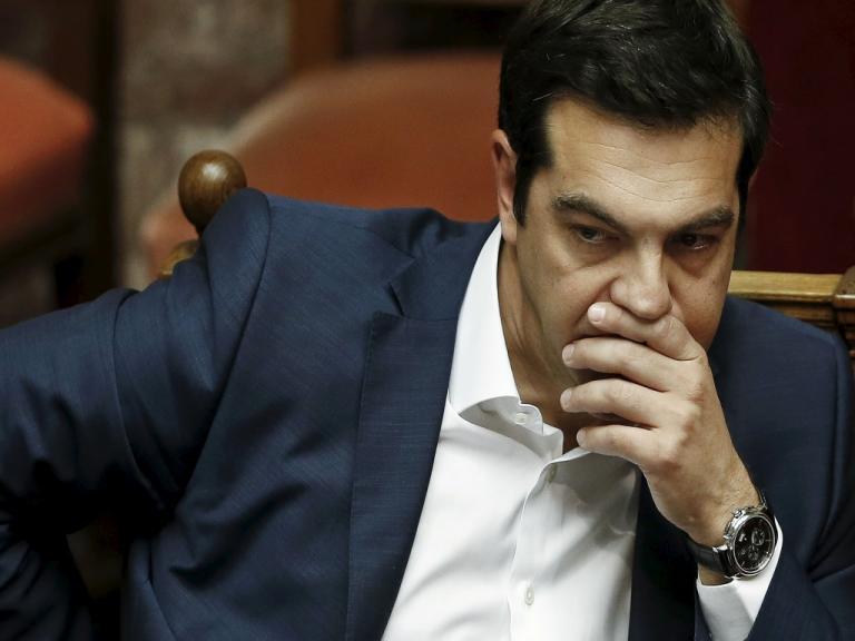 Alexis Tsipras performs mini cabinet reshuffle