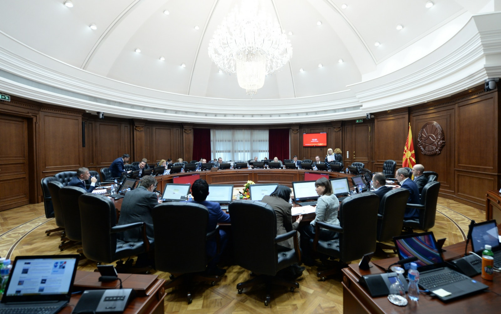 Government in FYROM adopts two agreements for cooperation with Albania and Serbia