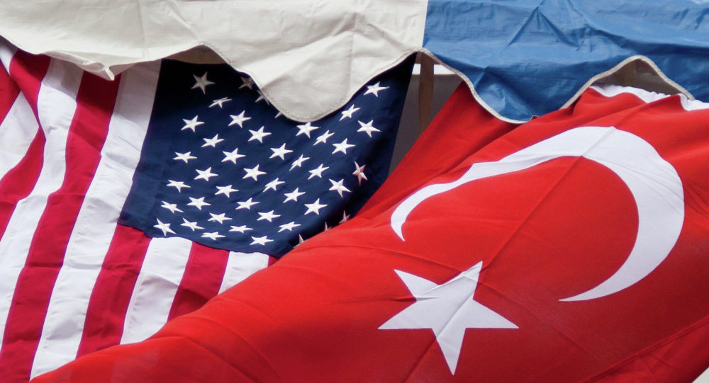 U.S.-Turkish ties go through fresh crisis