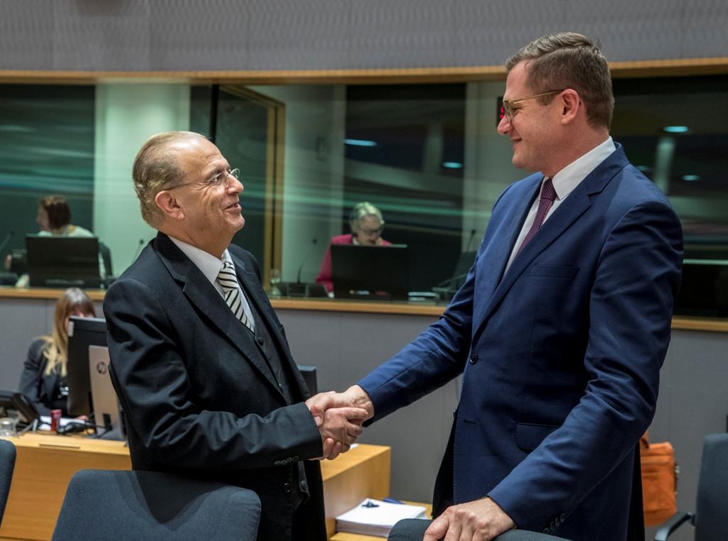 FM Kasoulides participates in the EU Foreign Affairs Council