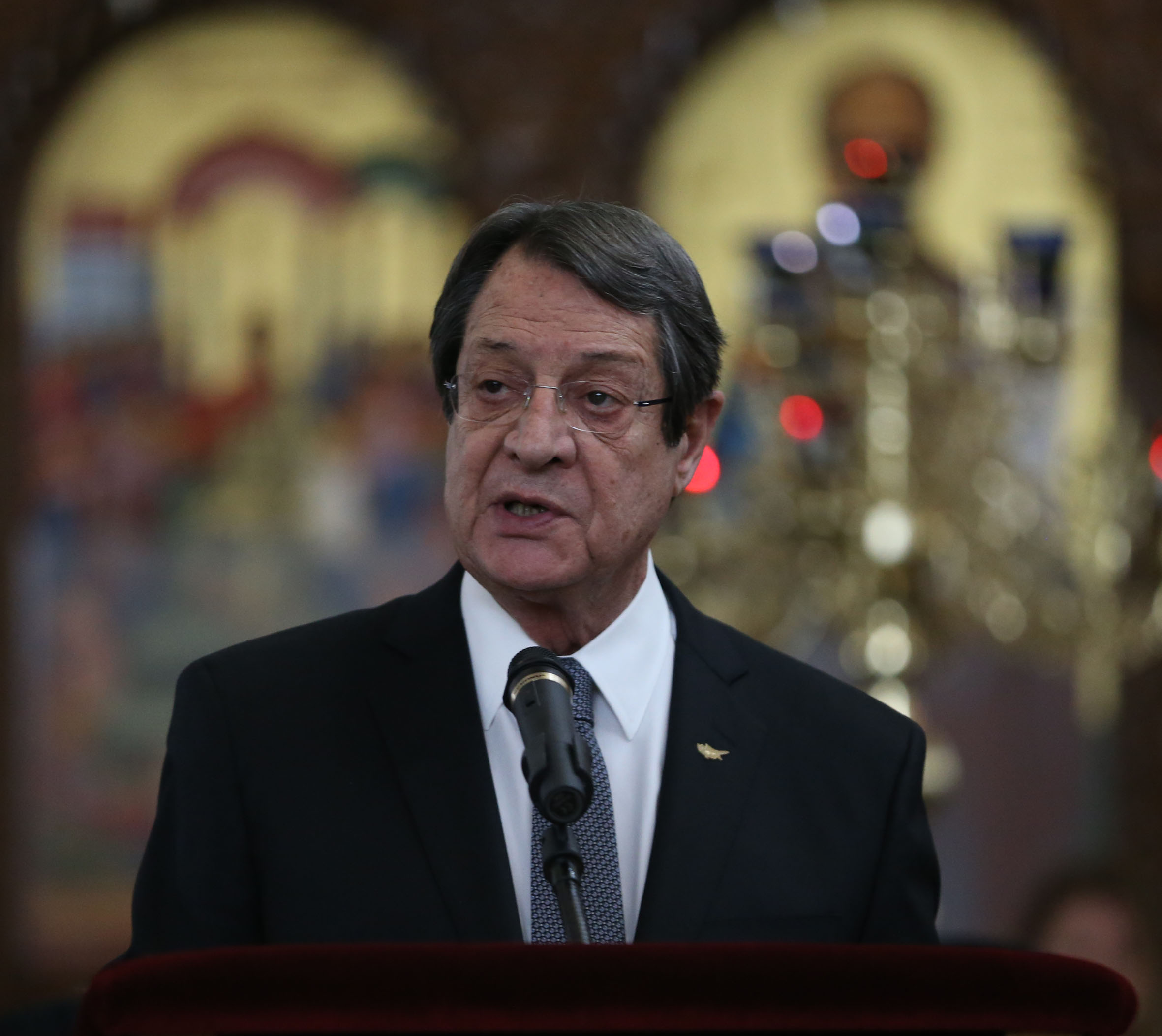 Mutual respect is needed in order to have prospect and future, President Anastasiades says