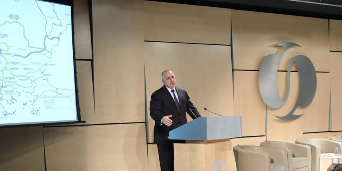 Borissov: Financial commitments on road, rail and digital connectivity in Western Balkans to be announced on March 1