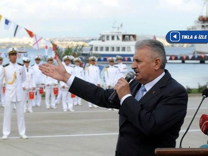 Binali Yildirim «Πρέπει να επισπεύσουμε τη ναυπήγηση των υποβρυχίων… δεχόμαστε απειλές».