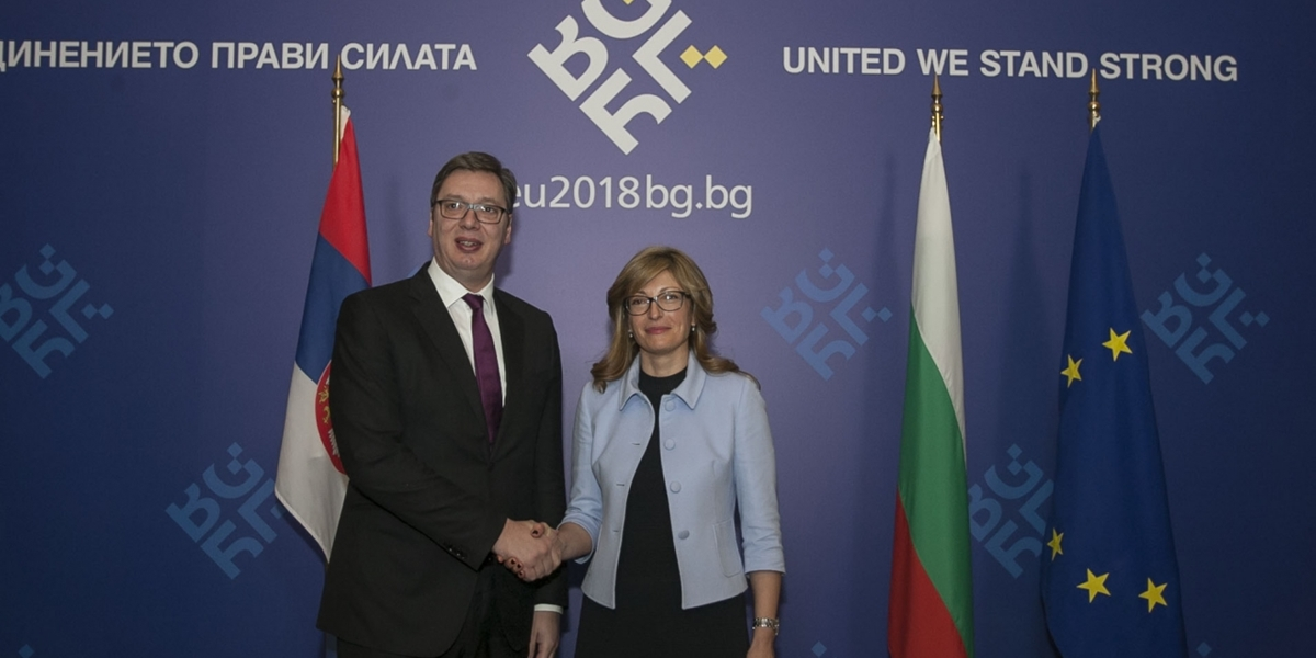 Bulgaria and Serbia sign agreements on rail transport, natural gas, labour policies