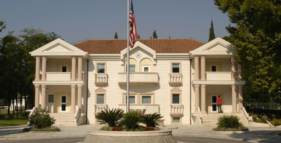 Podgorica U.S. embassy attack was not an act of terrorism