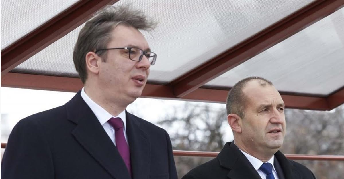 Bulgaria back Serbia's implementation of reforms on its European path, Radev tells Vučić