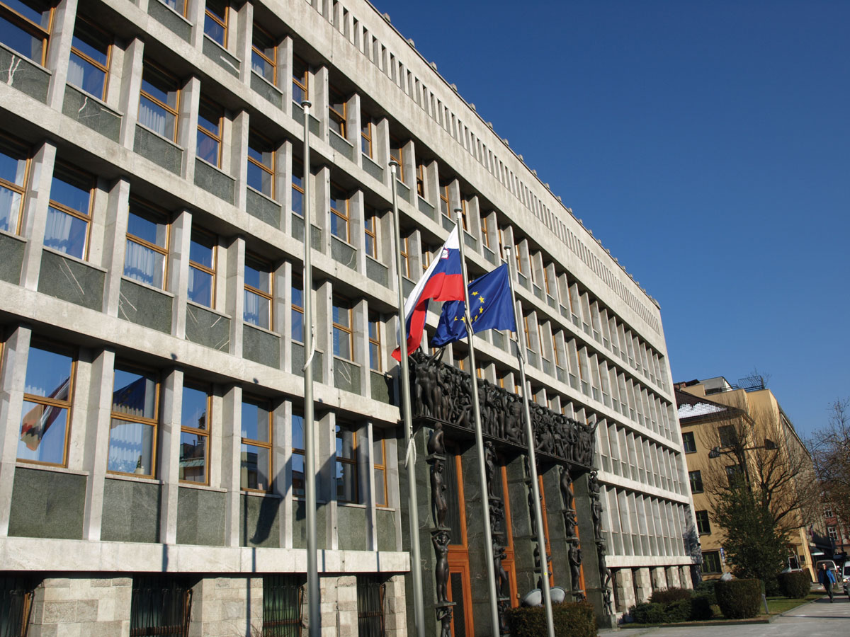 Slovenian govt overhauls anti-graft law amid criticism