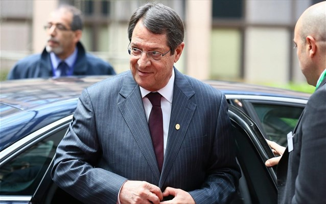 Anastasiades leaves for Brussels to participate in the Informal Meeting of the 27 EU heads of state or government