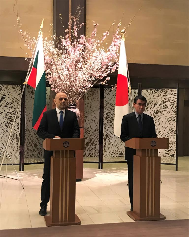 Bulgaria to host joint business forum with Japan's foreign trade organisation