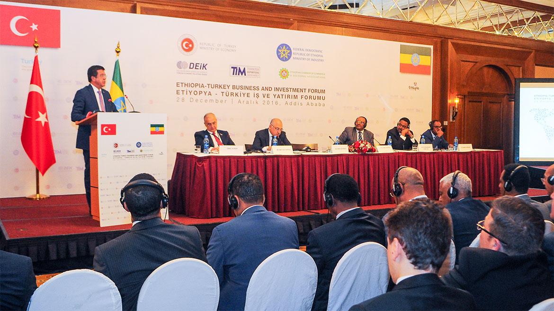 Turkey explores potential ofEthiopian agro market