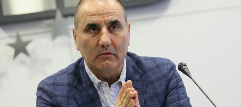 Tsvetanov's negative remarks about Radev