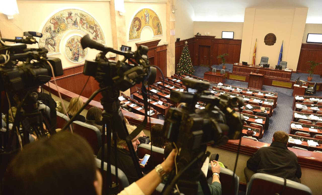 Parliament in FYROM blocked, the sides cannot come to an agreement
