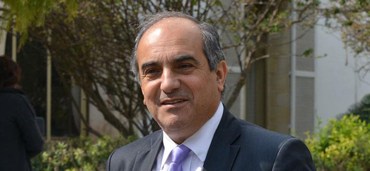 'Cyprus solution does not depend on us' says Syllouris