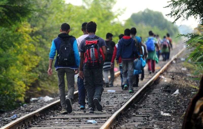 Growing migrant flows in Bosnia could become a problem