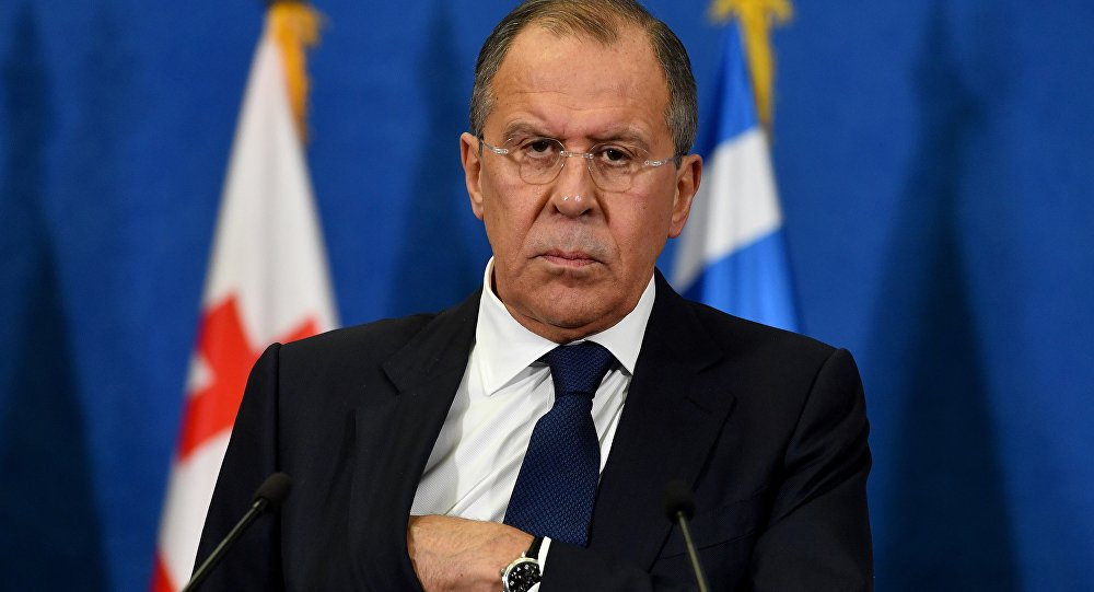 EU's approach to the Balkans is false, Lavrov says