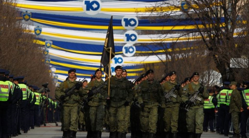 Serb members of the Kosovo Security Force receive threats