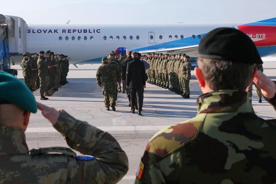 Slovak EUFOR officer dies in Sarajevo