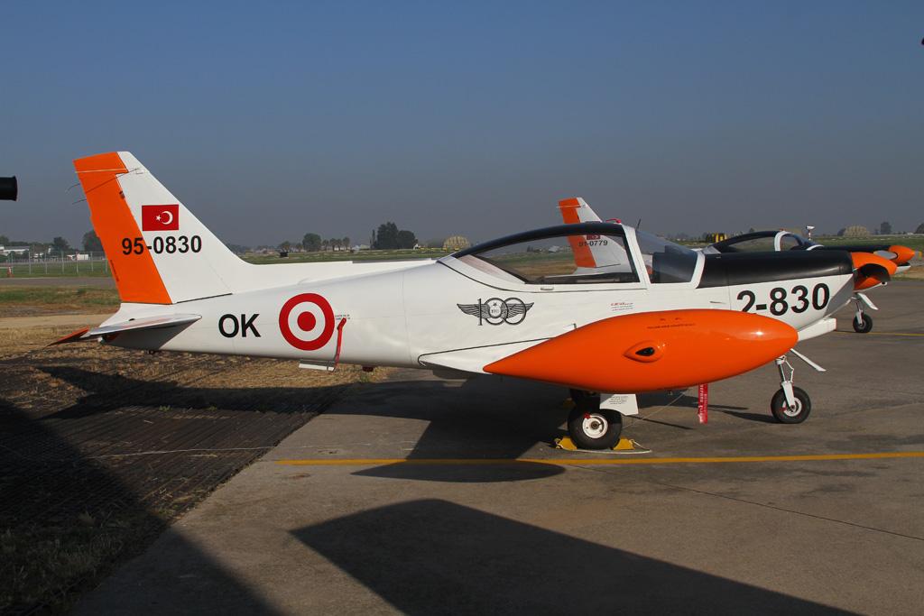 Upd / Turkish training warplane crash – 2 pilots dead