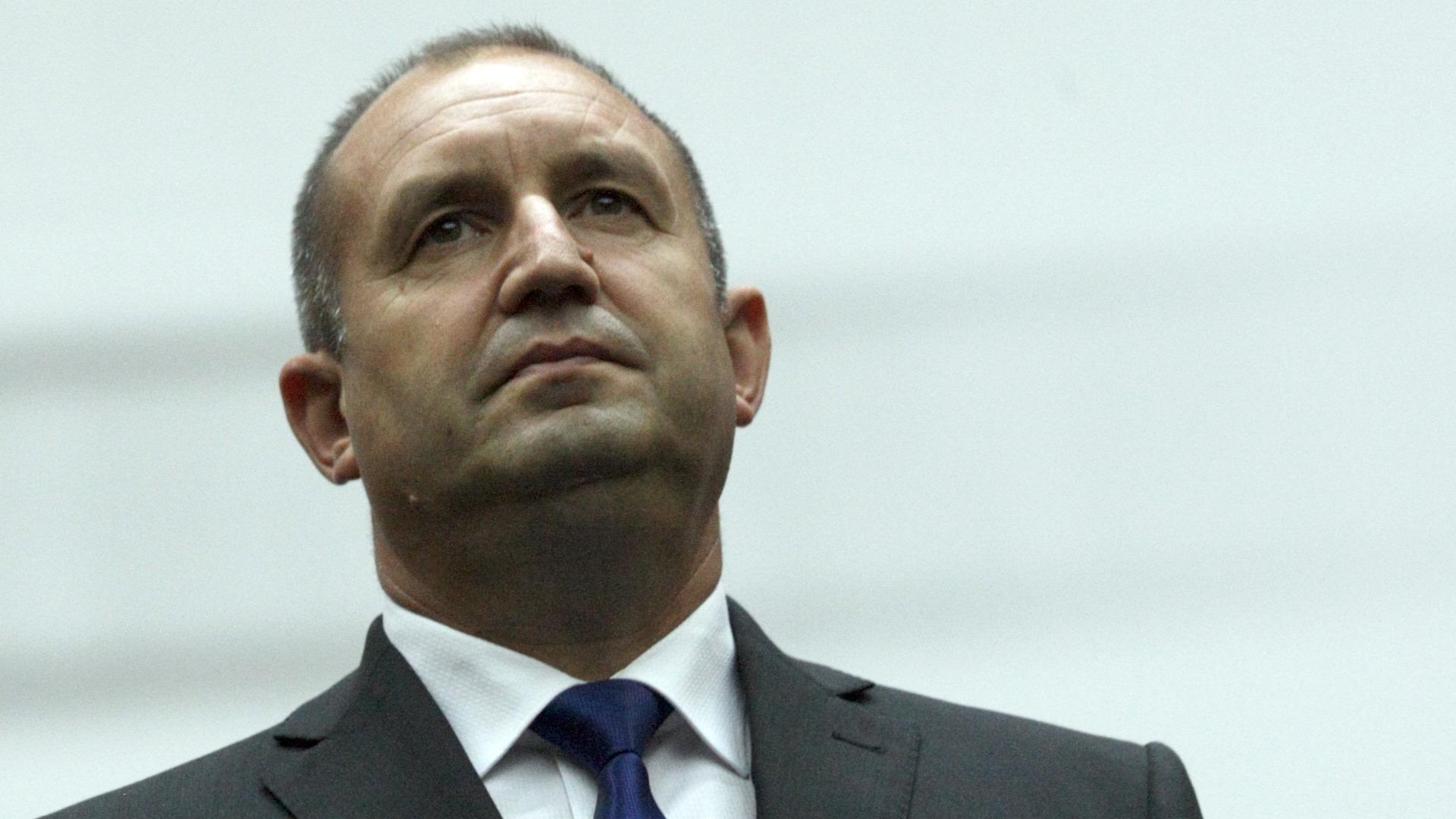 Radev on official visit to fYROMacedonia