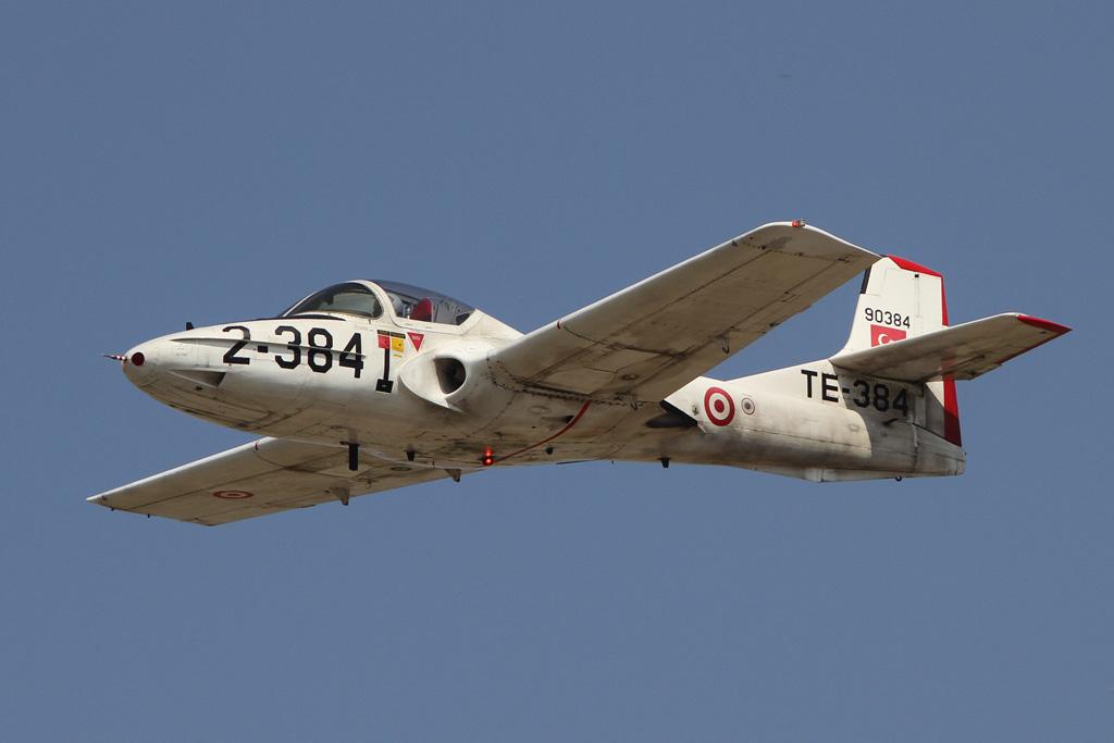 Two pilots dead after Turkish training warplane crashed