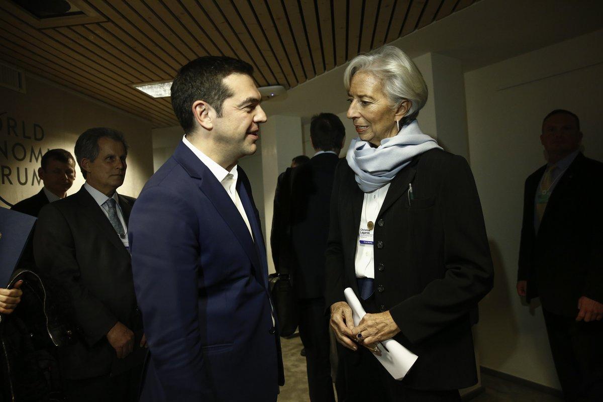 ΔΝΤ: Εργαζόμαστε για το χρέος