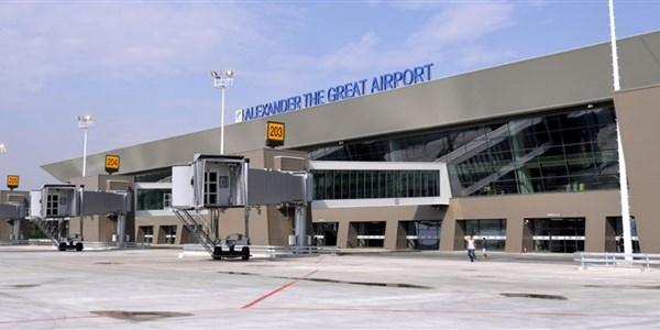Decision on renaming Skopje airport, highway enters into force