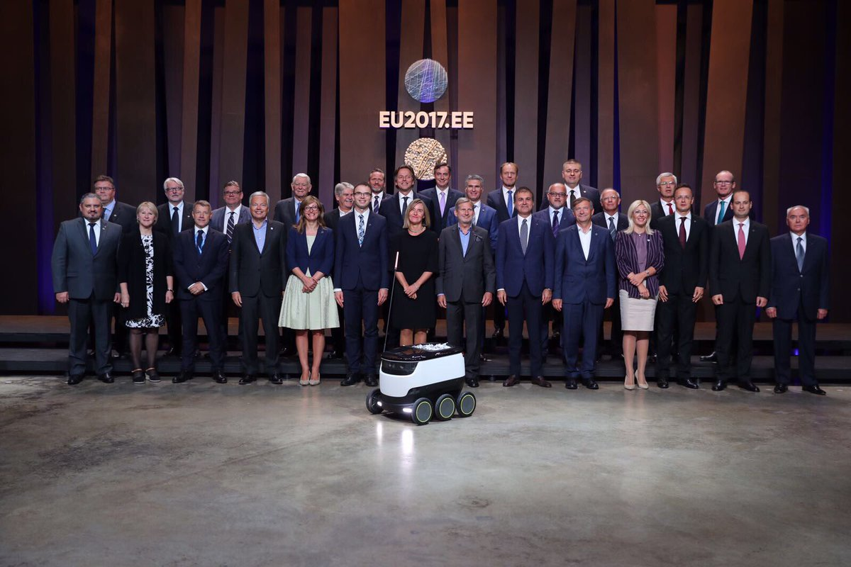 Greek FM at the 'Gymnich' meeting on February 15-16