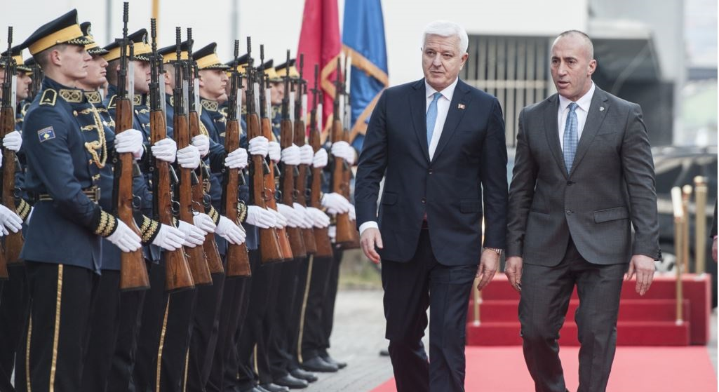 Montenegro has no problems with Kosovo, says PM Markovic