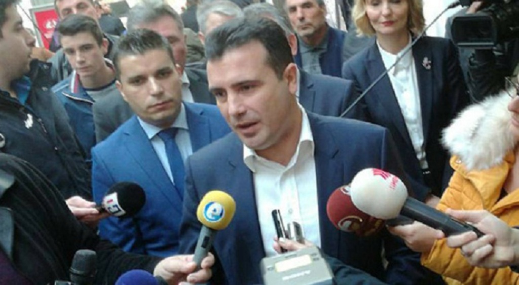 Zaev says that the issue of irredentism has been addressed