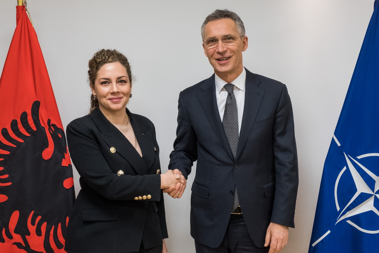 Stoltenberg: Albania is a big contributor in peacekeeping missions