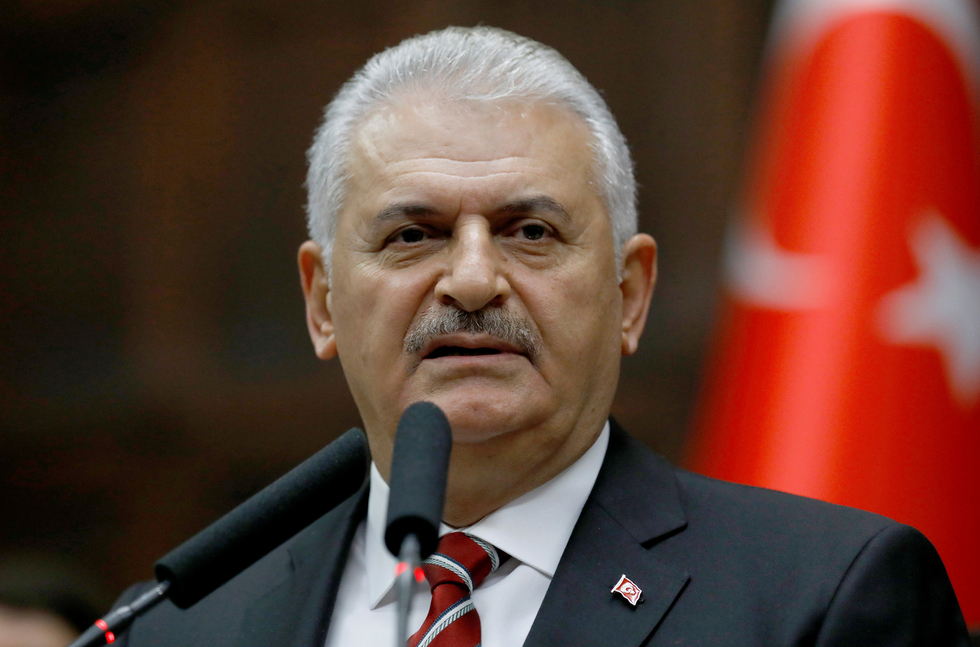 Yildirim: 'What Turkey and Greece need is dialogue'
