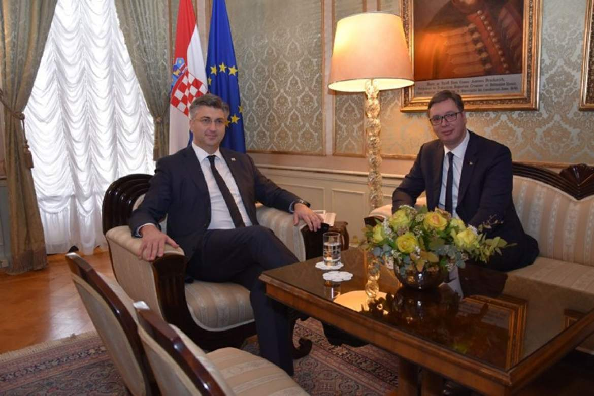 Serbia accepts to discuss war reparations with Croatia