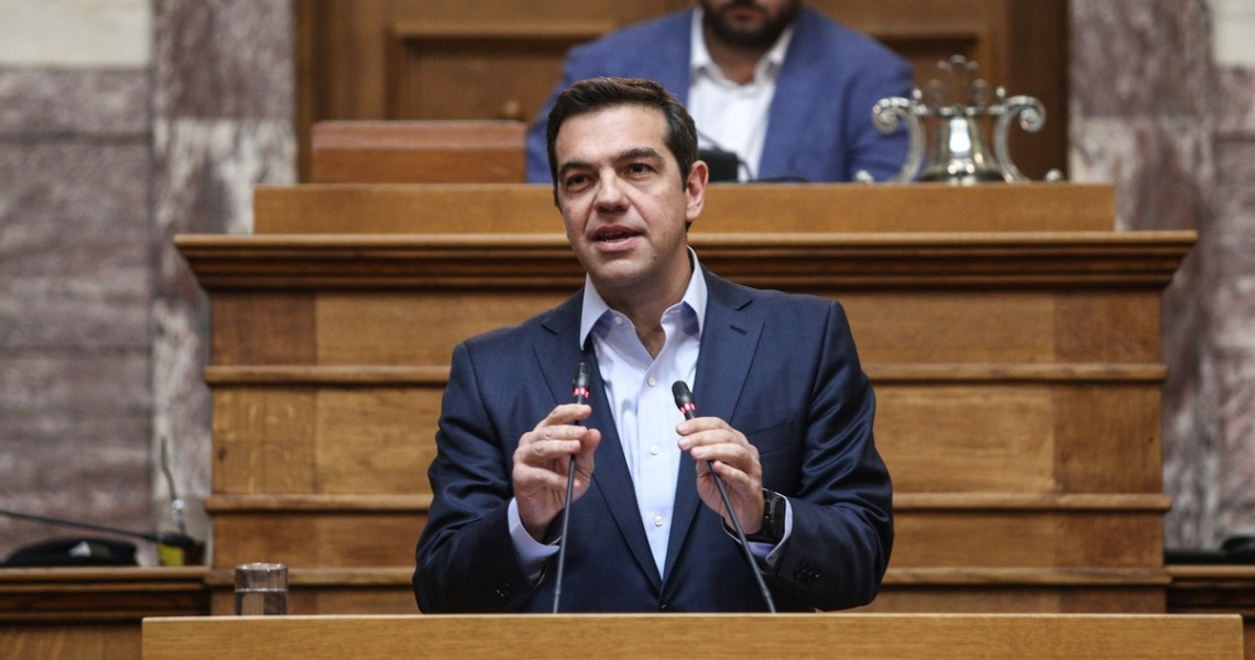 Tsipras sends the Novartis file to special parliamentary committee for investigation