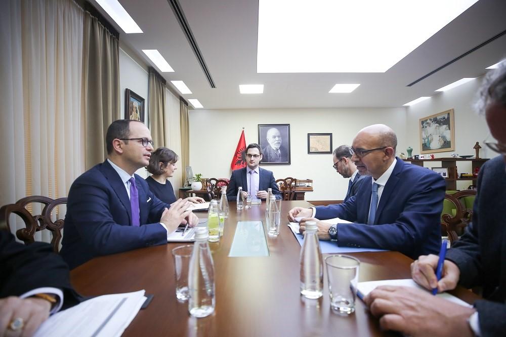 Bushati-Desir: Albania has made progress in the freedom of speech