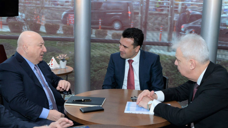 TAV to invest €45 million in projects in fYRO Macedonia