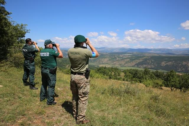 MEPs visit Bulgaria to inspect Frontex operations at Turkish border