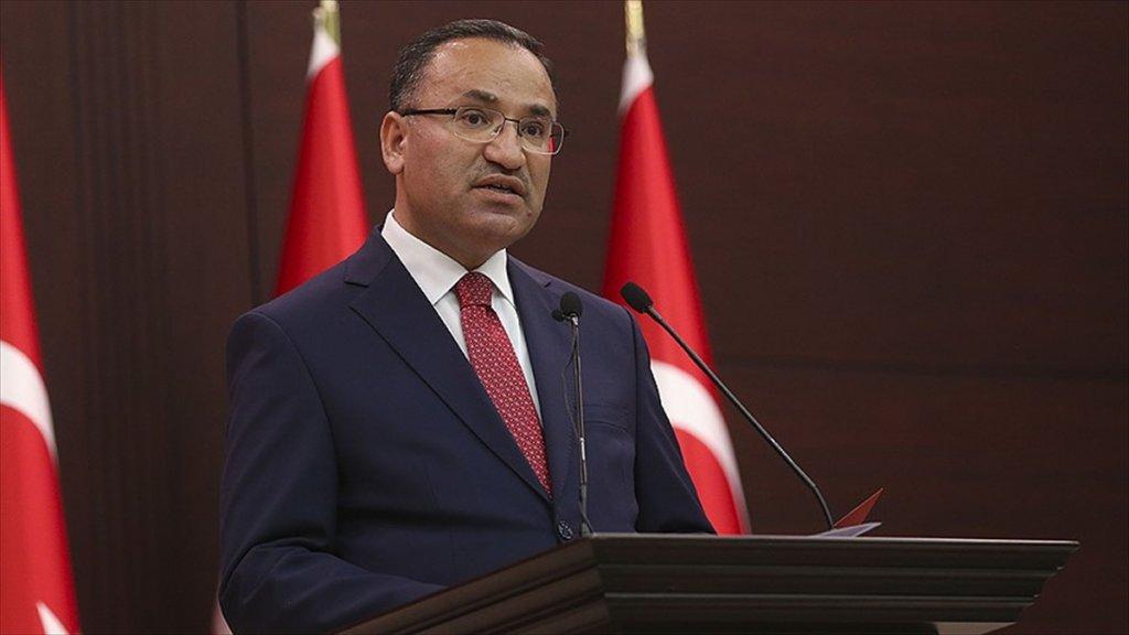 Bozdag: Turkey 'sensitive' over civilian security in Afrin