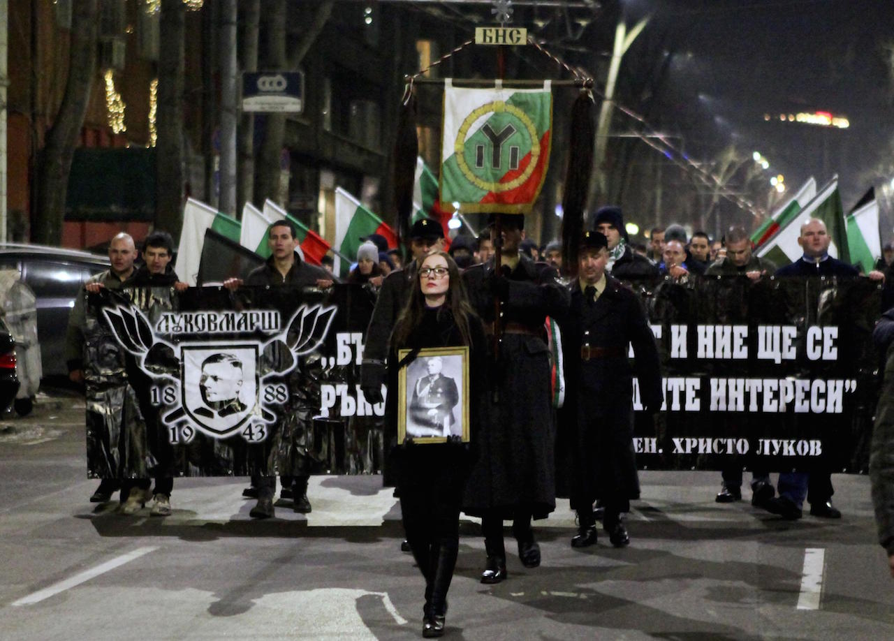 Sofia 'Lukov March' angers and worries NCRC and the Socialists in Bulgaria
