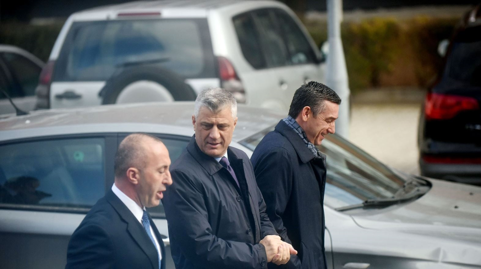 Quint countries welcome the withdrawal of political leaders in Kosovo from the repeal of the Special Court