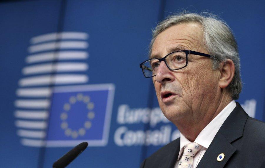EC's Juncker kicks off WB tour with visit to FYROM on Feb. 25