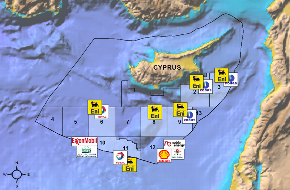 Italian giant ENI makes 'promising' discovery in Cyprus' EEZ