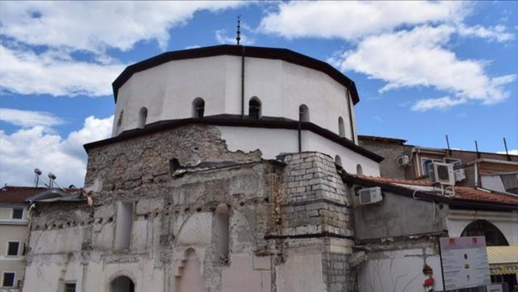 "Reconstruction of ""Ali Pasa"" mosque in Ohrid sparks reactions"