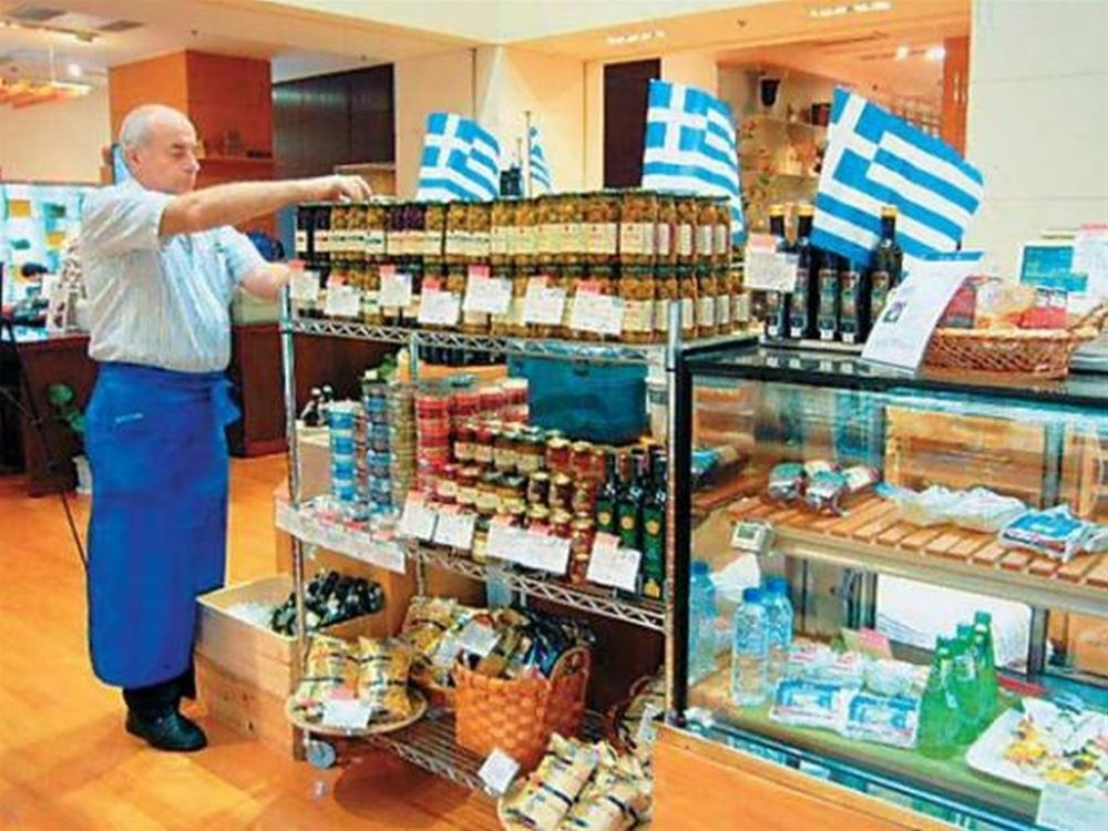 New record for Greek exports