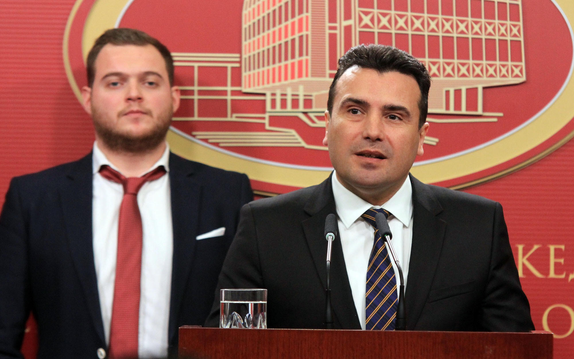 Zoran Zaev cautious about the possibility of changing the country's constitution